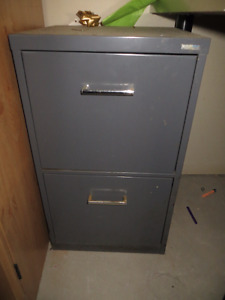 2 drawer filing cabinet