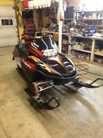 2005 Arctic Cat zr900