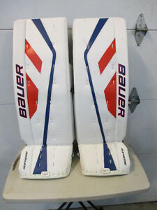 "35""+ 2"" Bauer One.9 Sr Goal Pads"