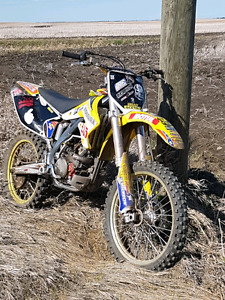 2004 rmz250 FRESH ENGINE