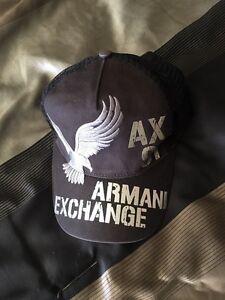 Authentic Armani exchange cap in perfect condition