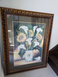 Beautiful sunflower picture for sale