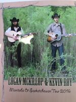 Kevin Roy & Logan McKillop -In Concert