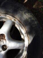 P195/70R14 summer tires