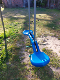 TP Double Swing Seat