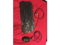 GLADIATOR APOCALYPSE Mk II GTX 1060 INTEL KABYLAKE GAMING PC, MONITOR, KEYBOARD, MOUSE SND HEADSET
