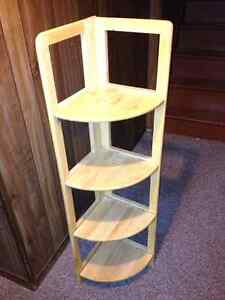 Colapsable ikea corner shelf for sale Stratford Kitchener Area image 1