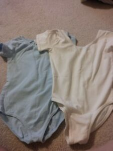 Size 4 Dance Body Suits x 2