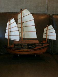 "18"" Chinese junk"