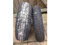 R6 5EB 99-02 wheels rims wet tyres WOW's