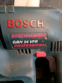 Bosh hammer drill