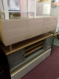 TV Storage Unit only £150 each. RBW Clearance Outlet Leicester City Ce