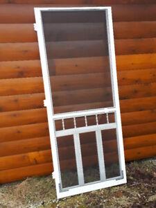 Outdoor Screen Door For Sale