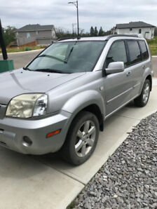 Trade or Sell: 2006 Nissan X-trail LE  NEEDS ENGINE