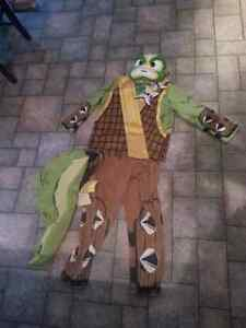Skylander size medium 6x Stink Bomb costume $10 firm smokefree