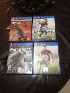 WATCHDOGS AND NBA 15 for sale