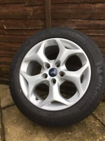 Ford Alloy and Tyre