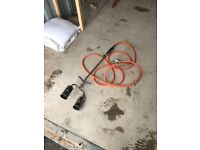 Flat roofing blow torch