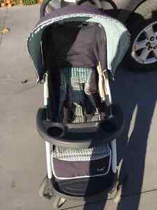 Safety First Lux stroller London Ontario image 2