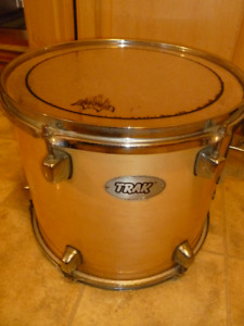 Trak 13' tom drum (by H 12')