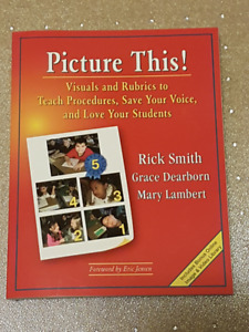 For teachers: New 'PICTURE THIS' (classroom behavior)- value $50