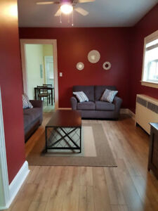 Downtown, 1bdr apartment only steps from Kings Place