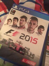 Formula 1 2015 - F1