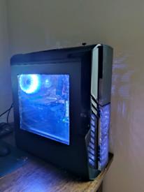 Gaming Pc Ryzen 7 1700, 12Gb Ram, GTX 1050Ti 4Gb