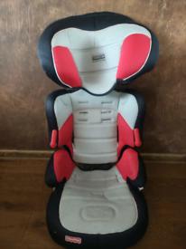 Fisher price kids car seat booster 9-36 kg