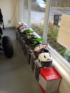 Helmets- best prices around, great selection!