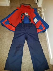 Oshkosh snow suit