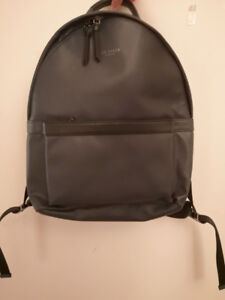Ted Baker Backpack In Navy   Yoshi   New