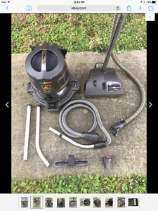 Rainbow Vacuum System with Power Broom and accessories EUC $300