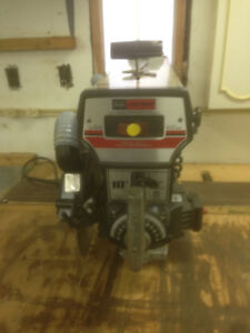 10 INCH RADIAL SAW