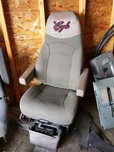 New air ride seat