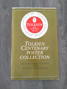 1992 Tolkien Centenary Poster Collection