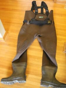 HIP WADERS (insulated)