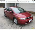 Honda Civic 2006  LX *** automatique 60 000km !!!!!!!!!!