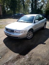 image for Audi a4 tdi se b5 mot till September full logbook