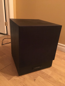 """Precision Acoustics 12"""" 150 Watts Powered Subwoofer"""