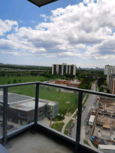 don mills and sheppard condo for rent 1+1 2 full bath