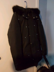 Moose Knuckle Men parka black