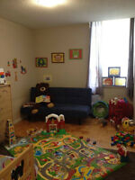 Home child care in Davisville and Yonge (24/7/365)