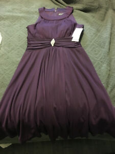 Beautiful Purple Dress