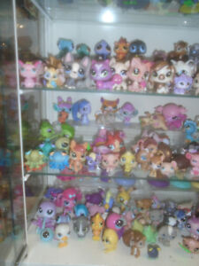 HASBRO LPS LITTLEST PET SHOP FIGURES TOYS