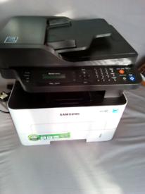 Samsung Mono-Laser Printer Scanner Fax