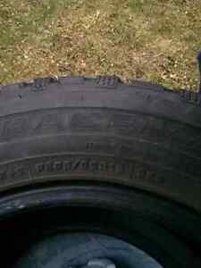 Winter tires for sale 205/65r15