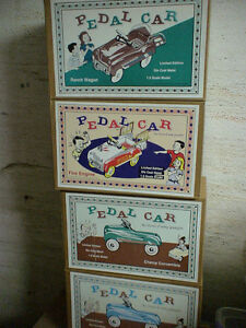 models  of pedal cars,in boxes, plus other diecast vehicles Belleville Belleville Area image 5