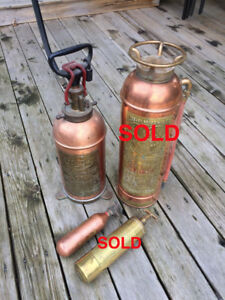 Fire Extinguishers - PRICE DROP - see pricing below