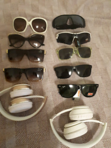 Sunglasses beats headphones for sale